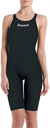 Jaked J Katana Knee Suit Closed Back Black イギリスサイズ20