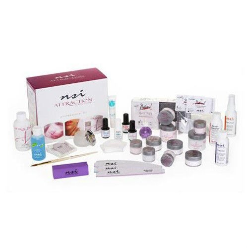 NSI Attraction Professional Kit - Acrylic System by NSI