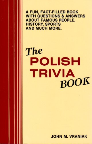 The Polish Trivia Book