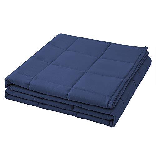 Ourea Adult Weighted Blanket (15 lbs, 60
