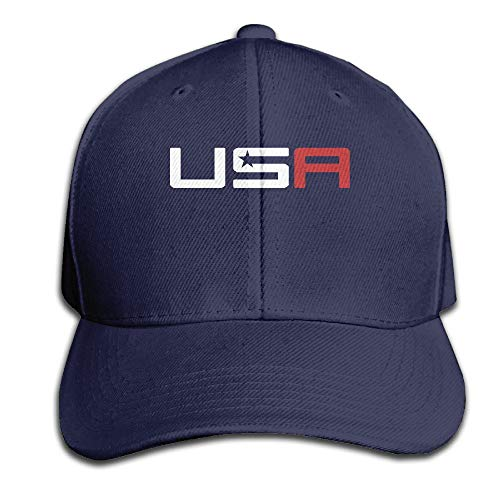 - Fitted 2016 USA Ryder Cup Golf Logo Snapback Hats