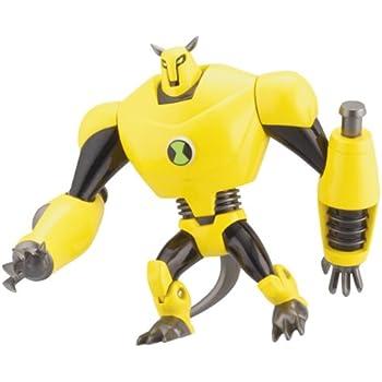 Ben 10 Armodrillo 4 Articulated Alien Figure