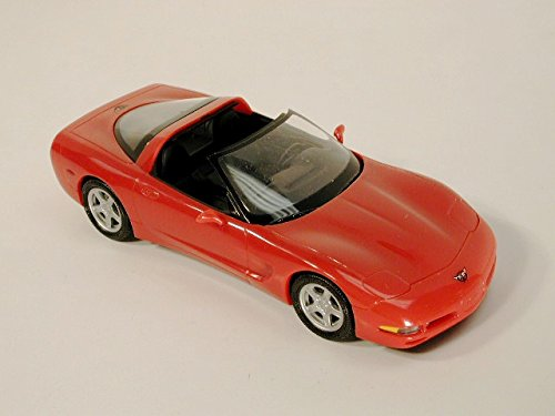 Corvette Promo Model Coupe Torch Red 1997 ()