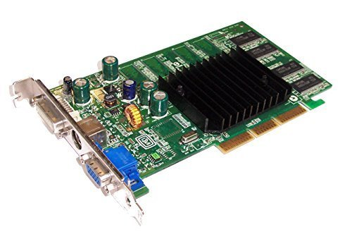 9Y452 - Dell nVidia FX5200 128MB AGP Video Card - Video Mb Graphics 128
