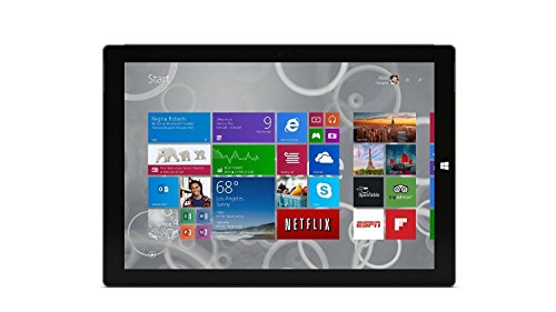 Microsoft Surface Pro Core I5 4300U, 256GB, Windows 10 Professional 64 bit (Certified Refurbished)
