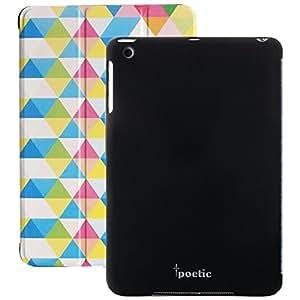 Poetic Covermate Case for iPad mini 2 with Retina Display, Geometric Triangle (840275102272)