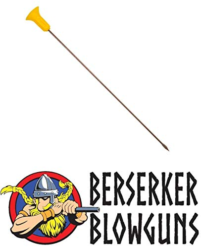Berserker Blowguns .50 Cal Blowgun Spearhead Darts from