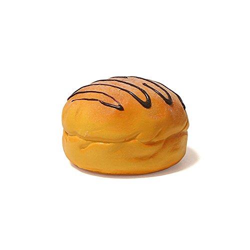 Super Soft Squishy Ball Chain Mascot cafedeN Bakery - Mascot Shop