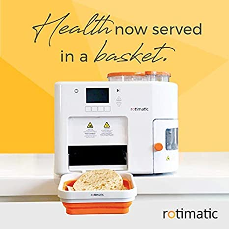 Rotimatic Accessories - Cesta Roti: Amazon.es: Hogar
