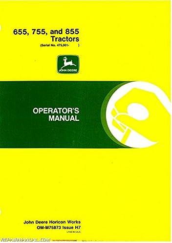 41ErbxExK%2BL._SX352_BO1204203200_ wiring diagram john deere 855 tractor wiring diagrams data base