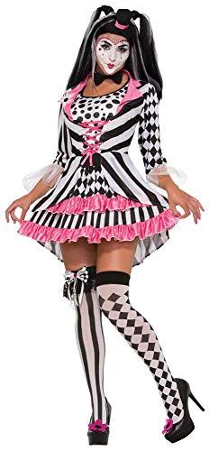 Forum Novelties Harlequin Clown Ring Mistress]()