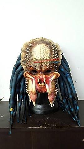 1:1 Elder Predator Replica Mask Latex Helmet Cosplay Costume