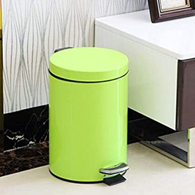 Antcompany Verschönern Home Hotel Büro 5l Mode Runde Edelstahl