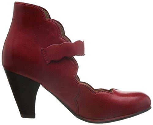 Carissa Dress Women's Mooz Pump Red Miz pqag4Hx