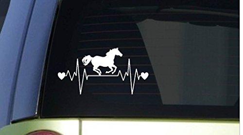 Horse Running heartbeat lifeline *I224* 8