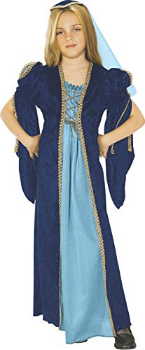 Shakespeare Costumes For Kids - Rubie's Renaissance Faire Juliet Costume, Medium,
