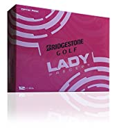 Bridgestone 2015 Lady Precept Golf Balls 12-Ball Pack