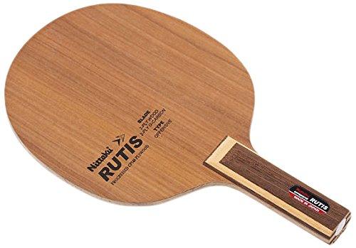 ニッタク(ニッタク) 卓球ラケット ルーティス FL NC-0324 フレア 無 B001C5G1VY
