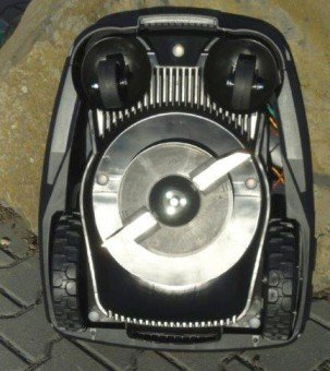 Efco Sirius Robot cortacésped con batería de ion de litio ...
