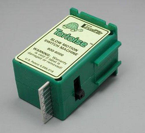 (Circuitron 6000 Tortoise Switch Machine)