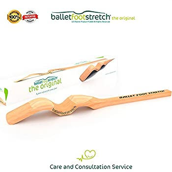 Image of Ballet Equipment BALLETFOOTSTRETCH The Original Footstretcher by David Campos- for Ballet Dancers and Gymnasts