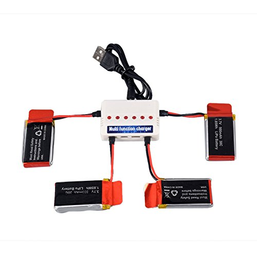YouCute Upgraded Battery charger quadcopter product image
