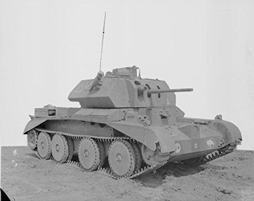 - Home Comforts Laminated Poster British Tanks and Armoured Fighting Vehicles 1939-45 Cruiser Mk IV (A13 Mk II). 1st Armoured Divisio Vivid Imagery Poster Print 24 x 36