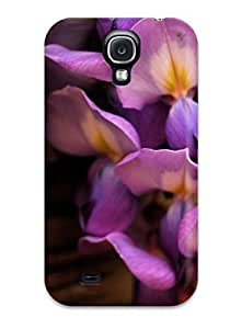 Premium TFYfmIG2844jHRVU Case With Scratch-resistant/ Free S Case Cover For Galaxy S4