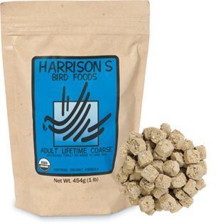 Harrisons Adult Lifetime Coarse 5 lb (2 Bag Value Pack) by Harrisons Bird Foods