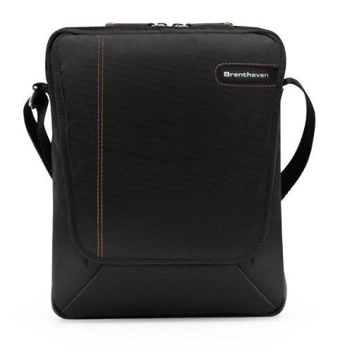 Brenthaven 2163 ProStyle Satchel for Apple iPad/Tablets (Brenthaven Shoulder Case)