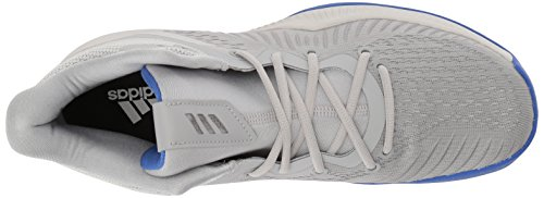 adidas Men's Mad Bounce Basketball Shoe, Grey TwoGrey OneGrey Three, 10 M US
