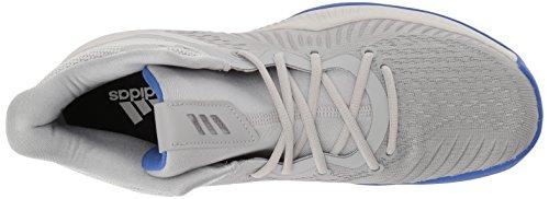 Adidas Man Mad Studsa Basket Sko, Grå Två / Grå / Grå Tre, 19 M Oss