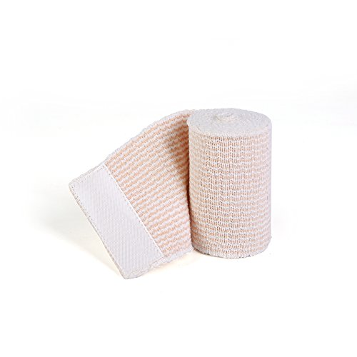 "Hospora cotton elastic bandage with better Velcro - 3"" X 5 y"