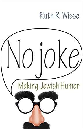 Amazon no joke making jewish humor library of jewish ideas digital list price 1995 fandeluxe Gallery