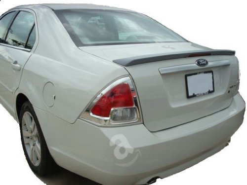 06-09 Ford Fusion Flush Mount Factory Style Spoiler - Painted or Primed : Painted Other Factory Color Not (06 Flush Mount Wing)