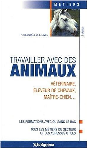 Livre gratuits en ligne Travailler avec des Animaux 5 Edition pdf, epub