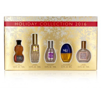 DANA WOMEN'S HOLIDAY COLLECTION 2016 Fragrance, Sampler Holiday Collection, 5 Piece by Dana