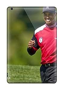 premium Phone Case For Ipad Mini 3/ Tiger Woods Tpu Case Cover 4358977K13529655