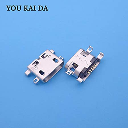 Cable Length: Other Computer Cables 50pcs for THL W200 W200s W100 W100s V12 V7 W7 T3 T2 Mini Micro USB Charging Charger Port Connector Dock Socket