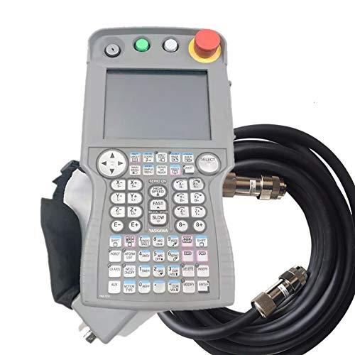 モトマンDX200ロボット用ティーチペンダントJZRCR-YPP21-1 ロボット用教えるペンダントケーブル (JZRCR-YPP21-1 + ケーブル)