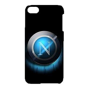 3D Napoli Logo Phone Case for for IPod Touch 6th Generation Visual Design Serie A 3D Societa Sportiva Calcio Napoli SSC N Logo Cover Case Fit IPod Touch 6th Generation