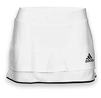 adidas Women's All Premium Skort White/Black Skirt