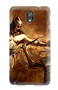 For Galaxy Case, High Quality Age Of Conan For Galaxy Note 3 Cover Cases