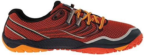 da Arancione Glove 3 Orange Spicy Uomo da Scarpe MERDG Running Trail Navy ngYq881w