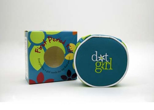 The Dot Girl First Period Kit (First Aid Pack Starter)