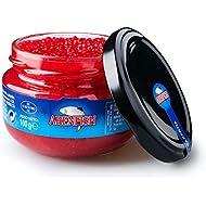 Eurocaviar - Shikran - Smoked Herring Red Caviar Pearls 3.52 oz [100 g]