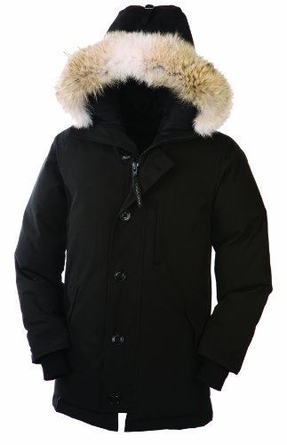 Canada Goose The Chateau Jacket (Black, Small)