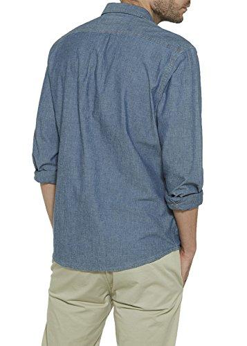 Wrangler Herren Freizeit-Hemd blau blau Einheitsgröße