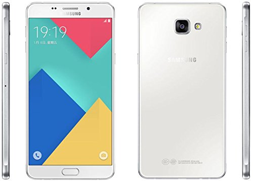 Samsung Galaxy A9 A9000 GSM Unlocked Cellphone (White) - International Version No Warranty
