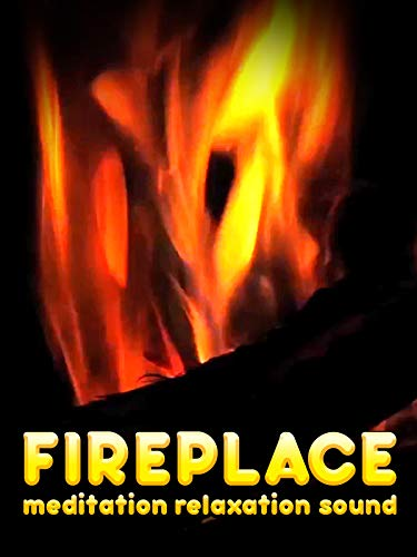Fireplace Meditation Relaxation Sound